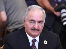Haftar concorda com cessar-fogo na Líbia, afirma chanceler alemão