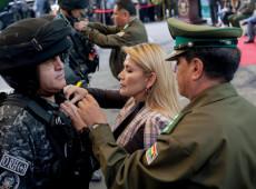 Áñez coloca militares nas ruas da Bolívia às vésperas de aniversário do Estado Plurinacional