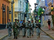 'Jornada da paz' da Colômbia começa com homenagem de Santos a militares