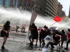 Número de mortos em protestos no Chile chega a 23