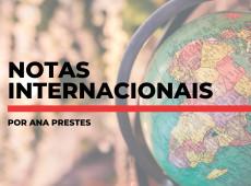 Notas internacionais: nova tentativa sem sucesso de Guaidó