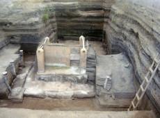 El Salvador: arqueólogos descobrem restos humanos em cidade desaparecida há 1.400 anos