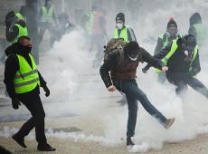 França: 22° ato dos 'coletes amarelos' registra aumento de participação