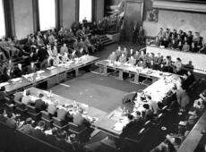 1954: Cessar-fogo na Indochina
