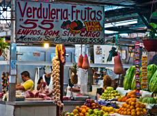 Crise na Argentina: valor da cesta básica total em Buenos Aires sobe quase 60% em um ano