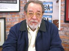 Fernando Morais: 'Diga não ao bloqueio criminoso contra Cuba'