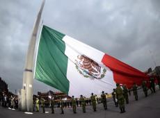Fotos: México homenageia vítimas de terremoto em 1985