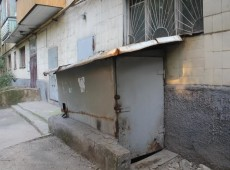 Conheça bunker usado por moradores de cidades separatistas na Ucrânia