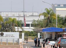 Embaixada dos Estados Unidos em Brasília deve quase R$ 135 milhões à Previdência