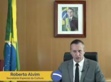 Secretário de Cultura de Bolsonaro copia discurso de ministro nazista