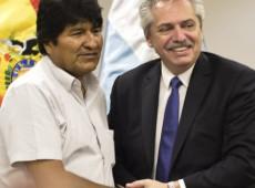 Argentina: Fernández convida Evo Morales para posse e deixa de fora presidente autoproclamada da Bolívia