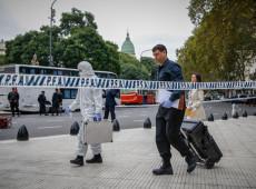 Deputado argentino é baleado em frente ao prédio do Congresso em Buenos Aires