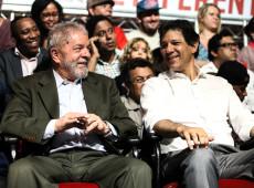 Haddad ao governo, Lula ao poder