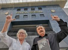 Vencedor do Nobel da Paz e sociólogo espanhol visitam Lula em Curitiba