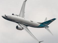 China e Indonésia suspendem voos com Boeing 737 MAX