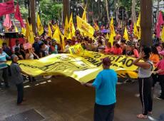 Sem-teto iniciam vigília por libertação de lideranças presas em São Paulo