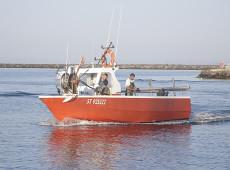 Barco italiano é apreendido por tropas marítimas da Líbia