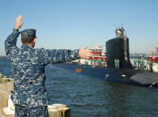 Marinheiros criam ranking sexual de colegas mulheres em submarino dos EUA