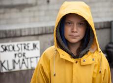 Em reação a Bolsonaro, Greta Thunberg muda descrição no Twitter para 'pirralha'