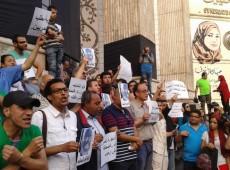 No Egito, liberdades de expressão e de imprensa se deterioraram após golpe de Estado em 2013