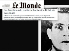 """""""O fantasma do nazismo assombra o Brasil de Bolsonaro"""", diz Le Monde"""