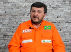 Defender a greve é lutar contra a privatização da Petrobras, diz dirigente petroleiro