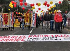 ONU se diz preocupada com repressão contra greve geral na Colômbia
