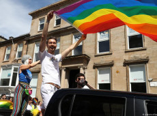 Escócia perdoa homens condenados por homossexualidade