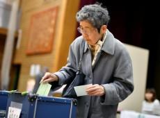 Boca de urna indica vitória de partido de Abe nas eleições do Japão