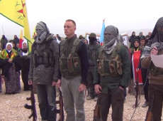 Curdos acusam Turquia de usar armas químicas na Síria