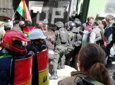 Comissão de Direitos Humanos da OEA condena violência em repressão na Bolívia