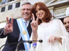Veja FOTOS da posse de Alberto Fernández na Argentina