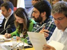 Senadores brasileiros denunciam golpe em encontro de parlamentares de Europa e América Latina