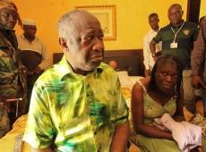 Costa do Marfim se recusa a entregar Simone Gbagbo à CPI