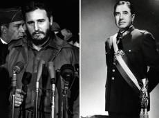 Equiparar Fidel y Pinochet suscribe la falaz teoría de los dos demonios